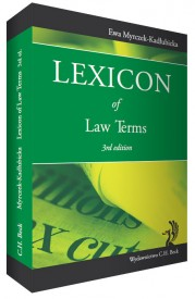 Lexicon of Law Terms